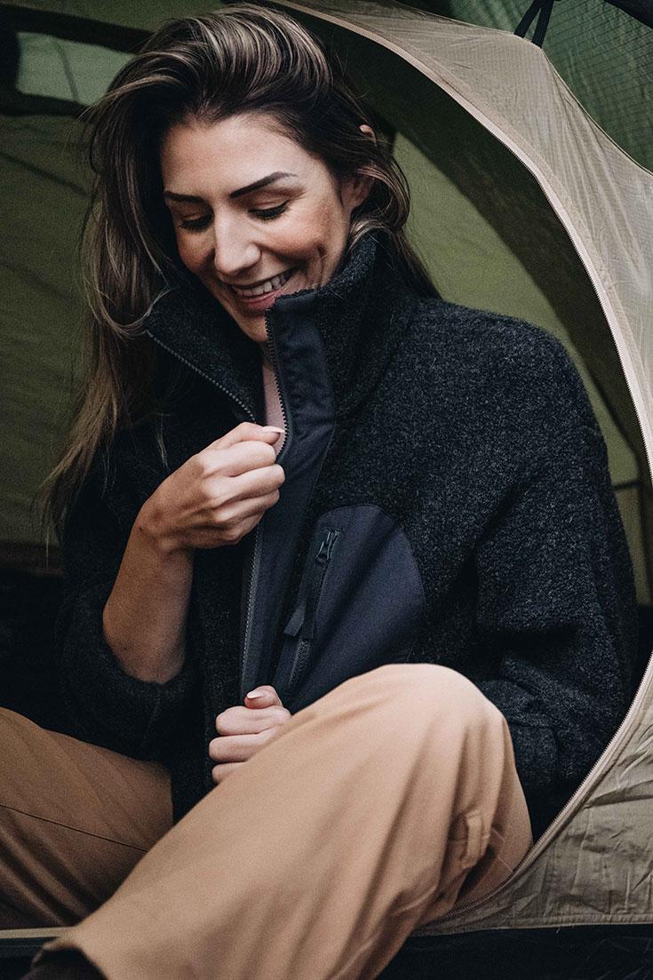 Astrid Wild – faire und nachhaltige Outdoor Fashion von Frauen für Frauen: nachhaltige Outerwear, wandern, Wandermode, hiking, hiken, faire Funktionskleidung