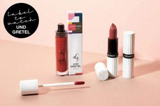 Und Gretel - Das Naturkosmetik Make-Up der Stars: natürliches Make-up