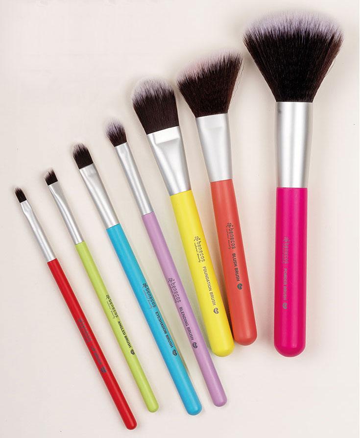 Vegane Make-up Pinsel – nachhaltige Beauty Tools im Test: Schminkpinsel, nachhaltige Kosmetikpinsel, Eco Pinsel, Benecos