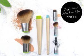Vegane Make-up Pinsel – nachhaltige Beauty Tools im Test: Schminkpinsel, nachhaltige Kosmetikpinsel, Eco Pinsel