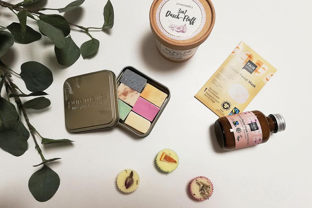 Jojeco Verlosung – Eco Concept Store mit Less Waste Naturkosmetik, plastikfreie Kosmetik, Zero Waste, Haarseife, Festes Shampoo, Gesichtsmaske