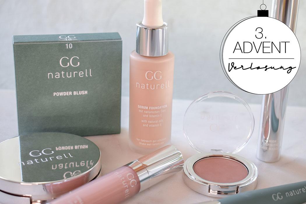 GG Naturell Naturkosmetik – wir verlosen ein Naturkosmetik Make-Up Set, dekorative Naturkosmetik
