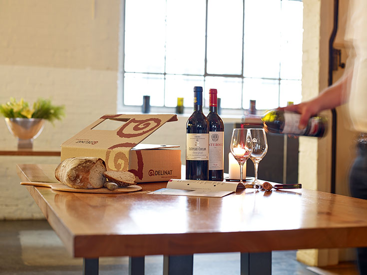 ein Delinat Bio Wein Jahresabo, ök