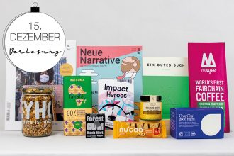 GoodBuy Onlineshop – Wir verlosen einen Shopping-Gutschein: Naturkosmetik, nachhaltige Produkte, Bio Lebensmittel, Bio Food, Schokolade, Tee