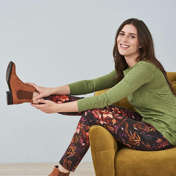 Living Crafts – Wir verlosen drei Shopping-Gutscheine: zertifizierte Bio-Kleidung, Naturtextilien