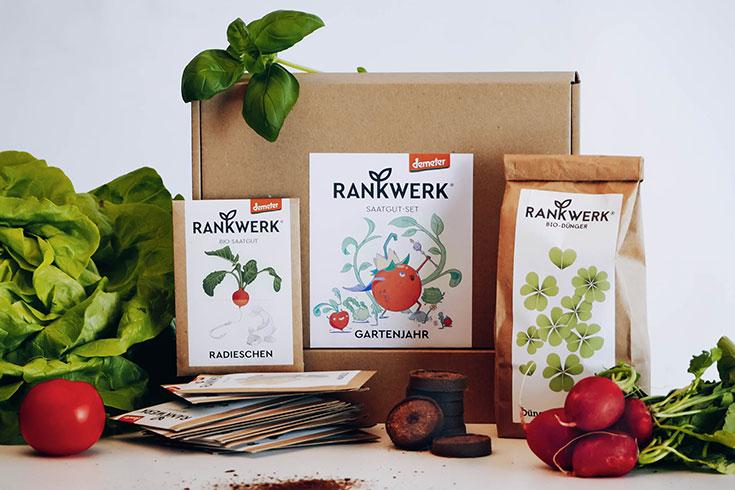 Avocadostore – Die Eco Lifestyle Lieblinge von Mimi Sewalski: Fair fashion, nachhaltige Produkte, fair produzierte Geschenke: Samenfestes Saatgut Set von Rankwerk