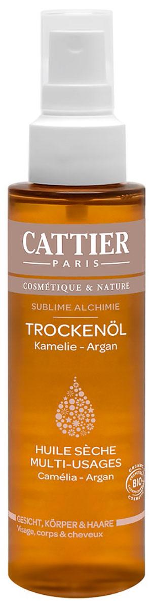 Body-Oil Babe – unser Naturkosmetik Körperöl Guide: Hautöl, Pflegeöl, Massageöl, natürliche Kosmetik, Bio-Öl, Trockenöl, Cattier Paris