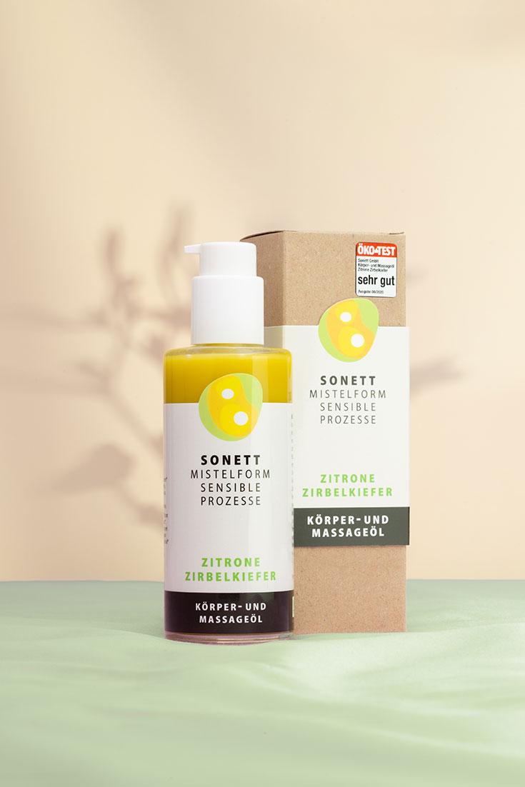 Body-Oil Babe – unser Naturkosmetik Körperöl Guide: Hautöl, Pflegeöl, Massageöl, natürliche Kosmetik, Bio-Öl, Mistelform von Sonett