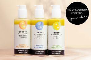 Body-Oil Babe – unser Naturkosmetik Körperöl Guide: Hautöl, Pflegeöl, Massageöl, natürliche Kosmetik, Bio-Öl